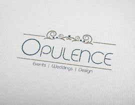 appledesigns85 tarafından Design a Logo for Opulence Events, Weddings & Design için no 49