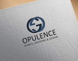 subornatinni tarafından Design a Logo for Opulence Events, Weddings & Design için no 39