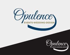 Amalbasti tarafından Design a Logo for Opulence Events, Weddings & Design için no 46