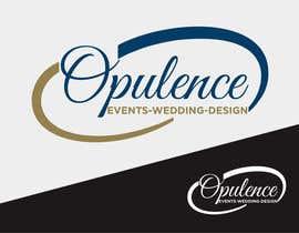 Amalbasti tarafından Design a Logo for Opulence Events, Weddings & Design için no 48