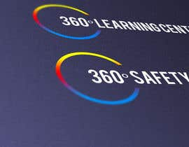 #7 para Design a Logo for 360 Safety Solution and 360 Learning Center por elilay