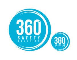 nº 51 pour Design a Logo for 360 Safety Solution and 360 Learning Center par nmaknojia
