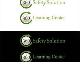 nº 35 pour Design a Logo for 360 Safety Solution and 360 Learning Center par shipurussell2011
