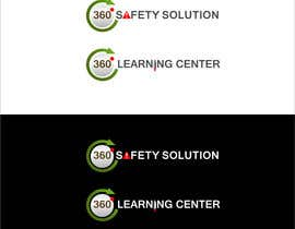 shipurussell2011 tarafından Design a Logo for 360 Safety Solution and 360 Learning Center için no 43