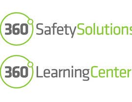 #3 para Design a Logo for 360 Safety Solution and 360 Learning Center por lpfacun