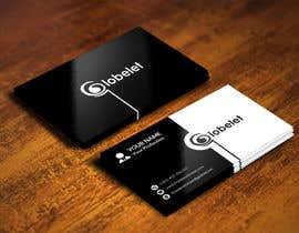 Nro 25 kilpailuun Globelet Business Cards käyttäjältä moucak