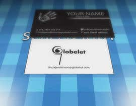 ayubnoman tarafından Globelet Business Cards için no 24