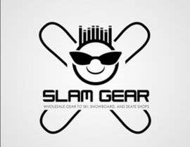 #14 for Design a Logo for Slam-Gear.com af boomer85