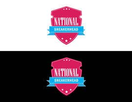 #77 para Design a Logo for National Sneakerhead por designchomel