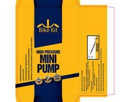 #61 for New Bike brand / box design by sisdezign