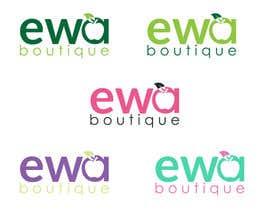 Nro 149 kilpailuun Design a Logo Ewa Boutique for cosmetics käyttäjältä OcaDim07