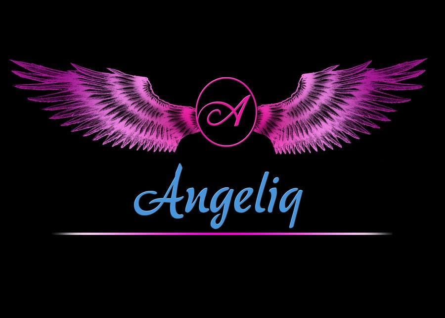 Penyertaan Peraduan #128 untuk I need some Graphic Design for an  Angel Logo