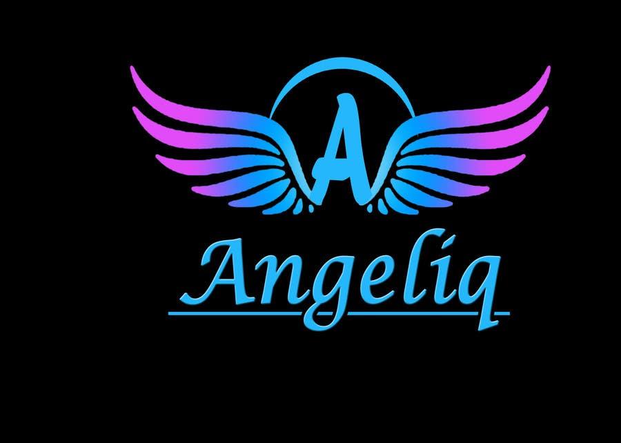 Penyertaan Peraduan #156 untuk I need some Graphic Design for an  Angel Logo