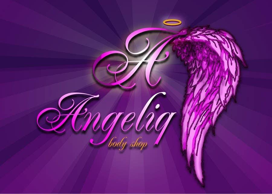 Bài tham dự cuộc thi #148 cho I need some Graphic Design for an  Angel Logo
