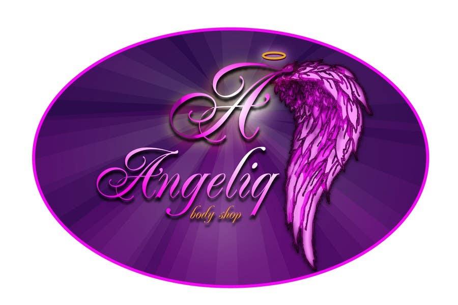 Penyertaan Peraduan #149 untuk I need some Graphic Design for an  Angel Logo