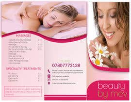 Nro 24 kilpailuun Design a Flyer for beauty services for women käyttäjältä biplob36