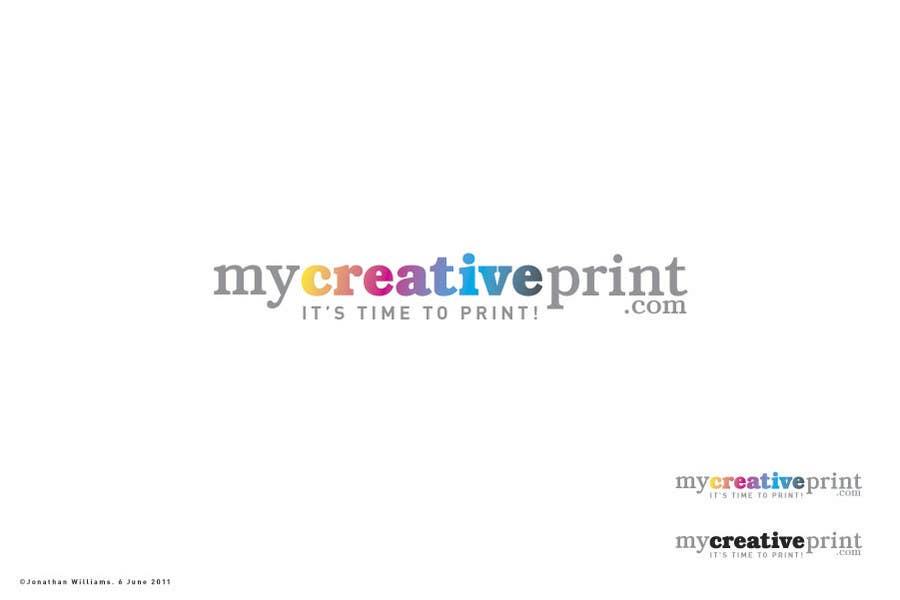 Logo Design for mycreativeprint.com 콘테스트 응모작 #11