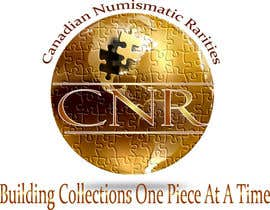 #54 para Design a Logo for Canadian Numismatic Rarities (CNR) por passion4creation