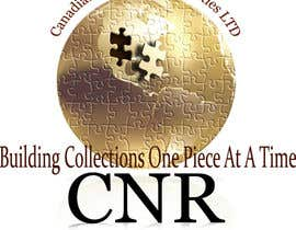 #98 for Design a Logo for Canadian Numismatic Rarities (CNR) by passion4creation