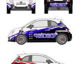 manfredslot tarafından Design Rally car graphics için no 11