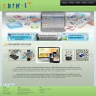 Graphic Design Contest Entry #33 for Website Design for Trin-iT Software Solutions