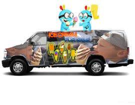 Nro 13 kilpailuun Ice cream van design käyttäjältä daveutton