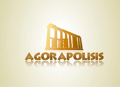 #33 for Design a Logo for the name agorapolisis by lNTERNET