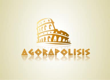 #35 for Design a Logo for the name agorapolisis by lNTERNET