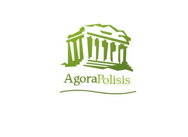 #38 for Design a Logo for the name agorapolisis by lNTERNET