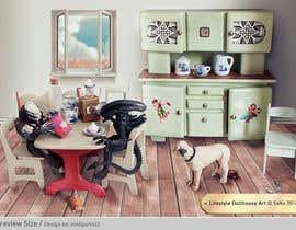 Nro 43 kilpailuun Photoshop or 3D Design with Letters käyttäjältä mobyartist2
