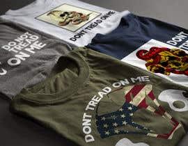 Nro 58 kilpailuun Design a T-Shirt käyttäjältä medjaize