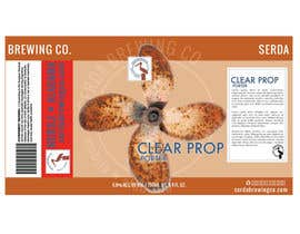 #139 for Design a logo and labels for a brewery af echobravo
