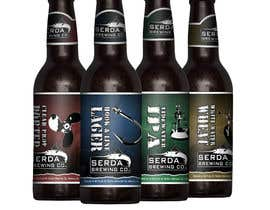 #93 para Design a logo and labels for a brewery por DavydCJordan
