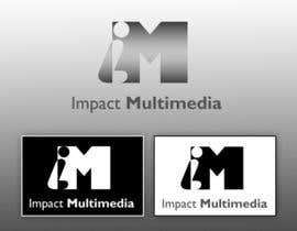 nº 89 pour Logo Design for Impact Multimedia par caesar88caesar
