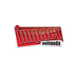 nº 81 pour Logo Design for Impact Multimedia par outlinedesign