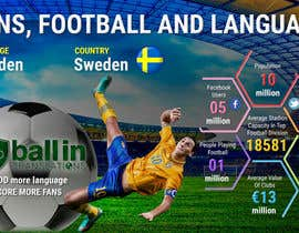 jituupwork tarafından Infographic design about football, fans and languages için no 106