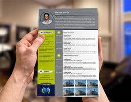 Nro 27 kilpailuun Graphic Design for Resume Template käyttäjältä TEHNORIENT