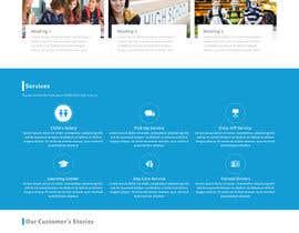 Nro 11 kilpailuun Design Website Homepage käyttäjältä webinnovation25