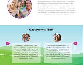 Nro 25 kilpailuun Design Website Homepage käyttäjältä jituchoudhary