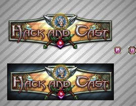 #6 para Design a Logo for Video Game: Hack and Cast por leninvallejos