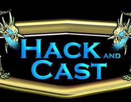 #11 for Design a Logo for Video Game: Hack and Cast af SeRZuKE