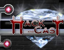 #18 for Design a Logo for Video Game: Hack and Cast af SeRZuKE
