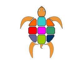 Nro 17 kilpailuun Kid friendly Turtle image käyttäjältä bouchtiba43