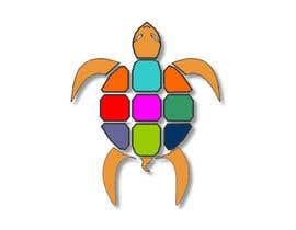 Nro 18 kilpailuun Kid friendly Turtle image käyttäjältä bouchtiba43
