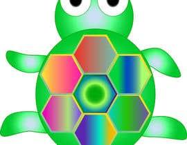 Nro 4 kilpailuun Kid friendly Turtle image käyttäjältä reenaespiritu