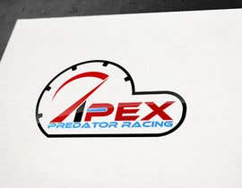 graphiclip tarafından Design a logo for an F1 racing team called Apex Predator Racing. için no 137
