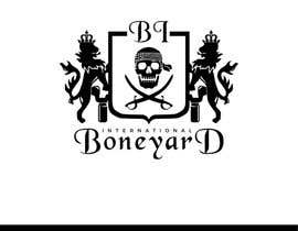 AWAIS0 tarafından Design a Logo for Boneyard International için no 42
