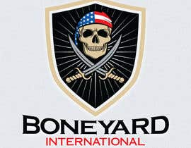 MyriadColorz tarafından Design a Logo for Boneyard International için no 8