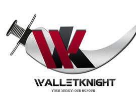 Nro 22 kilpailuun Design a Logo for WalletKnight käyttäjältä mesele90