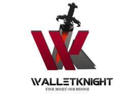 Nro 23 kilpailuun Design a Logo for WalletKnight käyttäjältä mesele90